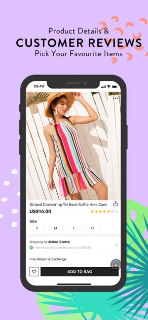 55ffafb03cf2e  SHEIN-Fashion Shopping Online on the App Store