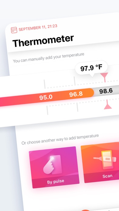 点击获取Thermometer – Body Temperature