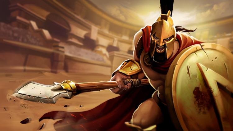 Gladiator Heroes screenshot-4