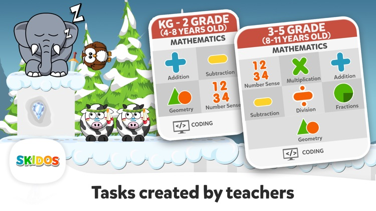 Math Games: Puzzles For Kids screenshot-4