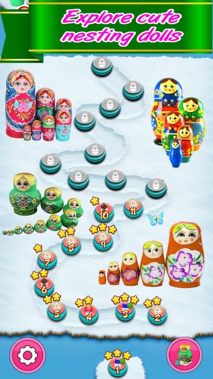 Matryoshka Classic puzzle game