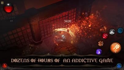 Blade Bound: Immortal DarknessScreenshot of 3