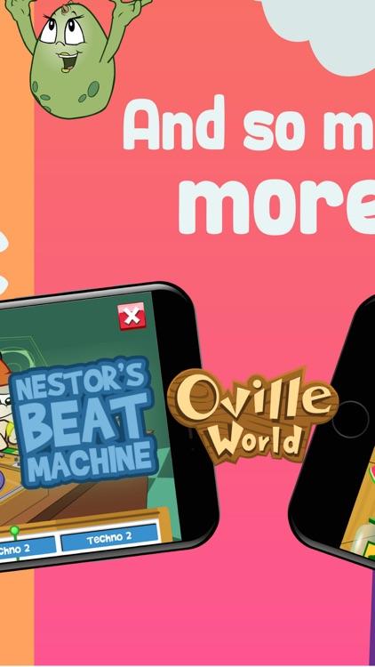 Oville World:Learning for Kids screenshot-8