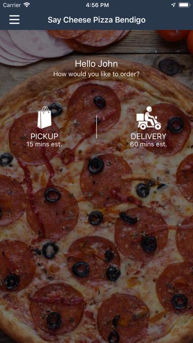 Say Cheese Pizza screenshot three