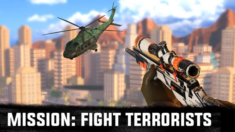 Sniper 3D: Gun Shooting Games screenshot-0