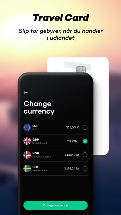 Lunar - Bank app