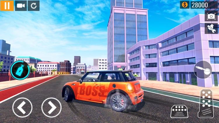 City Car Racing Simulator 2019 screenshot-5