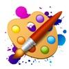 数字填色 绘画大师:涂色填色画画游戏