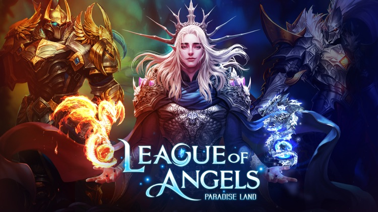 League of Angels-Paradise Land screenshot-0
