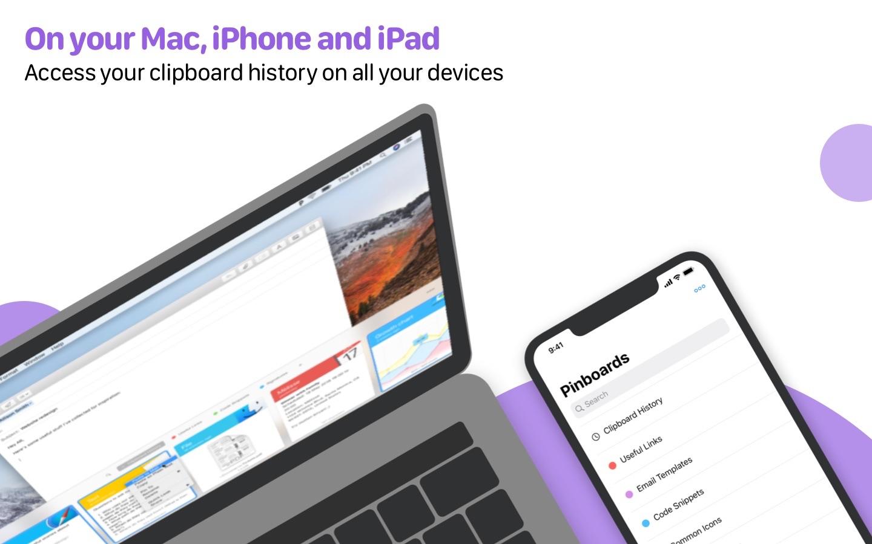 Paste 3.6.0 Mac 破解版 华丽的剪切板记录增强工具