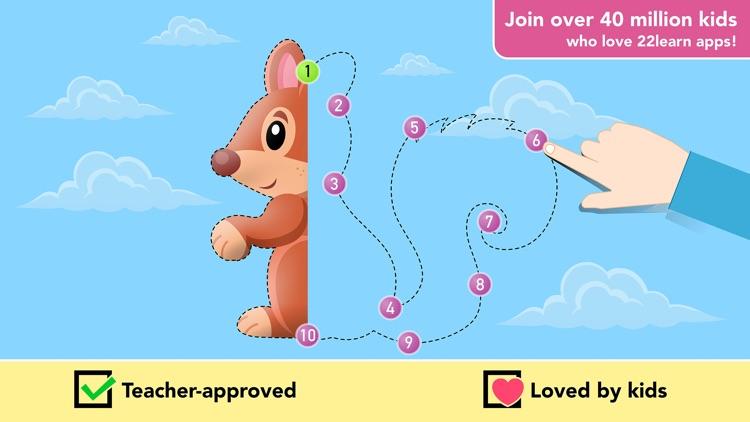 123 Bubble Kids Learning Games screenshot-8
