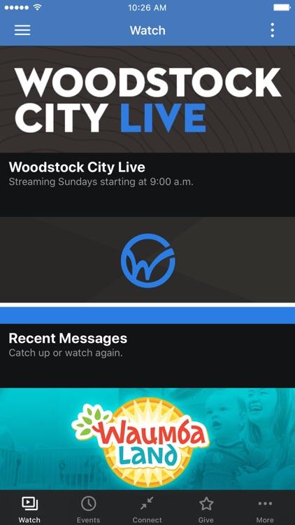 Woodstock City Church