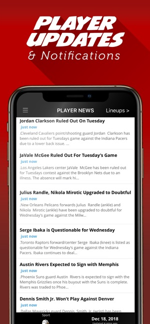 LineStar DFS - Daily Fantasy on the App Store