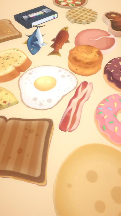 Flippy Pancake - 窓用