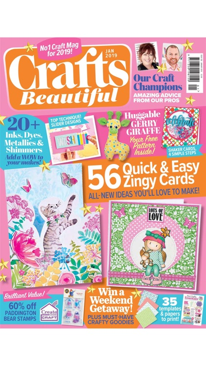 Crafts Beautiful Magazine screenshot-4