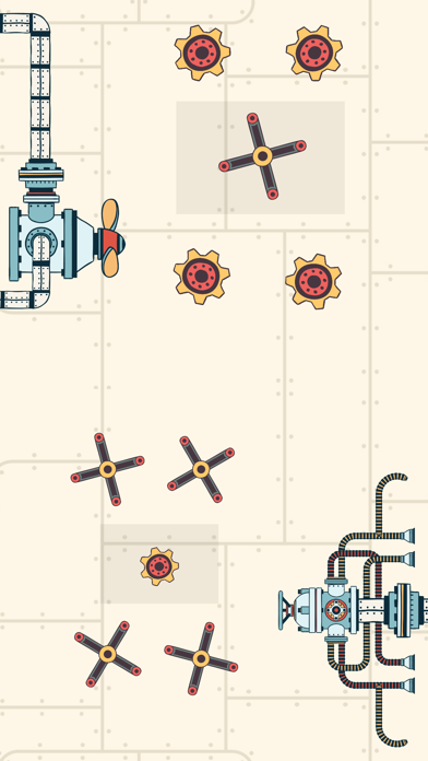 Steampunk Puzzle Physics Gameのおすすめ画像2
