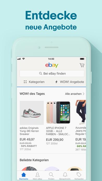 Herunterladen eBay - Angebote zum Sommer für Pc