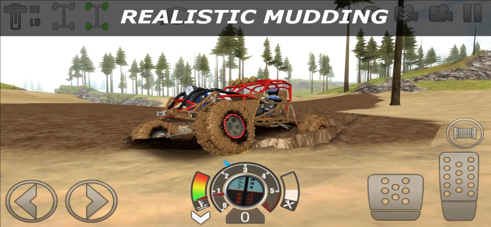 Offroad Outlaws hack tool