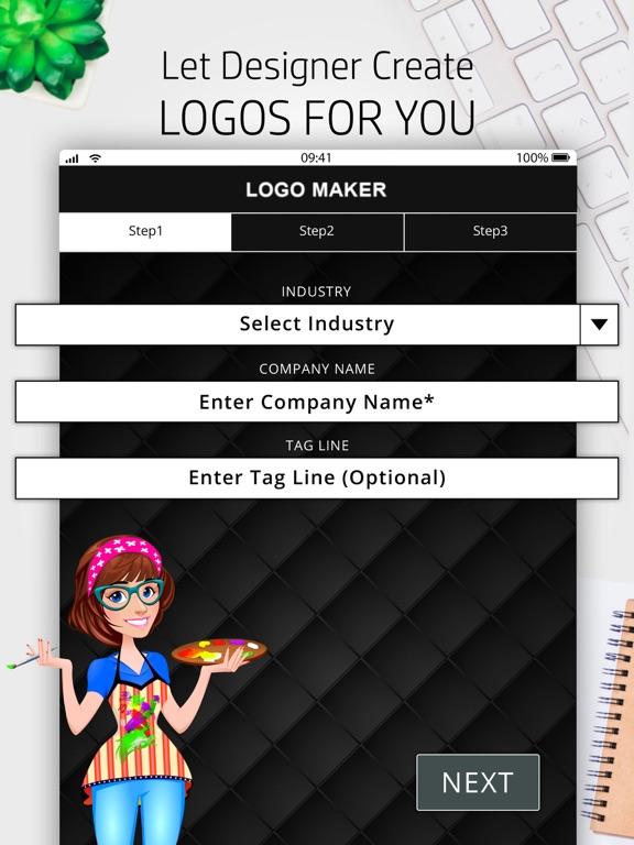 ロゴメーカー - ロゴデザイナーのおすすめ画像5
