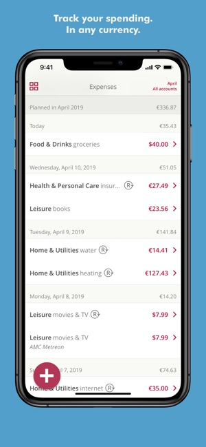 Toshl Finance - Best Budget on the App Store