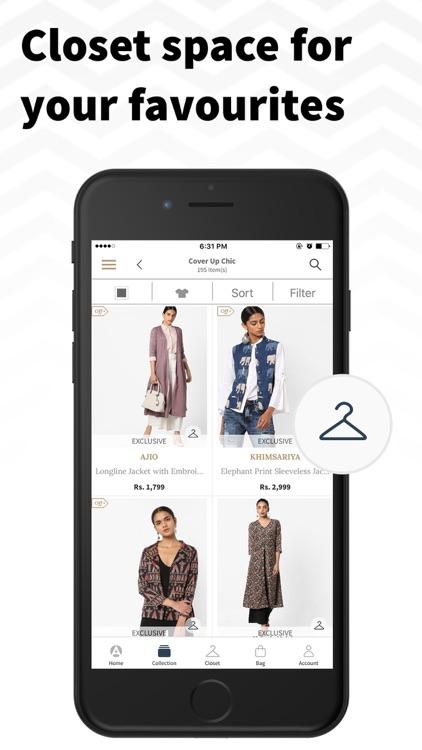 AJIO Online Shopping App screenshot-3