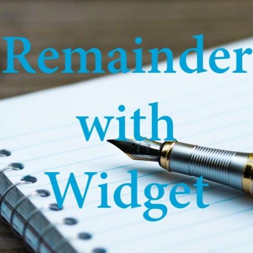 Remainder with Widget