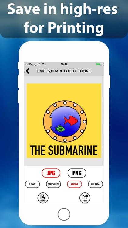 """Logo Maker"""" screenshot-7"""