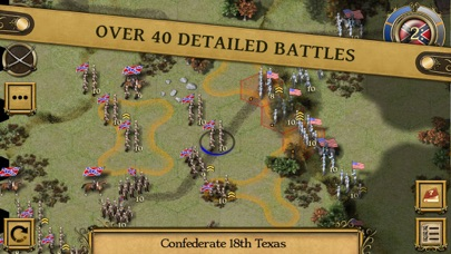 Civil War: 1864 screenshot one
