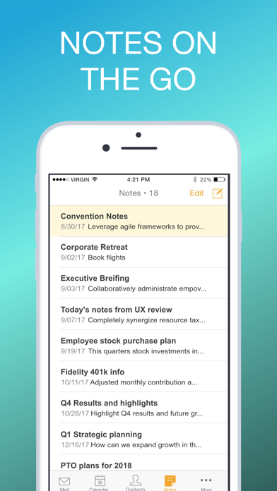 MobileIron Email+ App Profile  Reviews, Videos and More