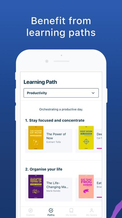 Koober: reach your life goals screenshot-5