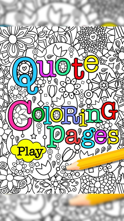 Quotes Coloring Pages screenshot-9