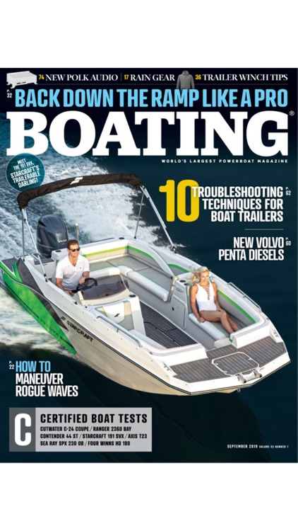Boating Mag screenshot-0
