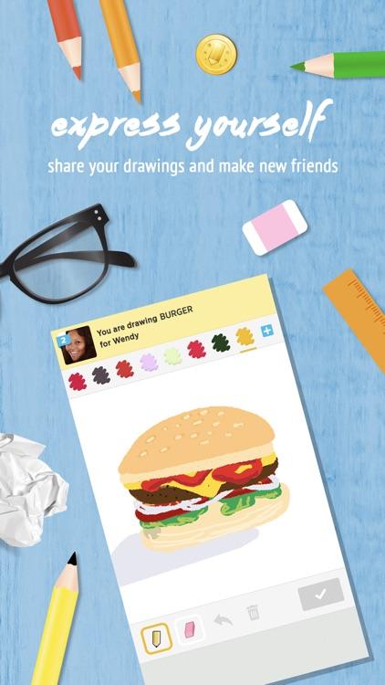 Draw Something screenshot-0