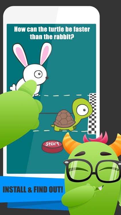 Tricked – Smart Brain Teasers screenshot-8