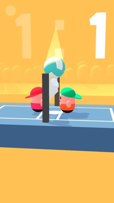 Volley Beans screenshot 2