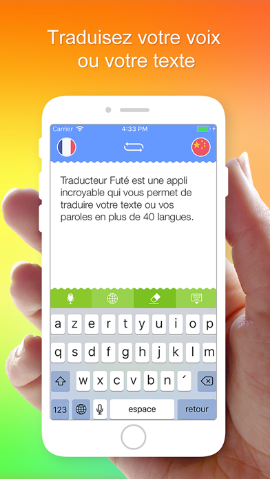Screenshot Translate! -Traducteur Futé