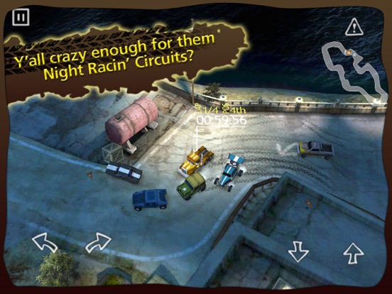 Скачать Reckless Racing HD