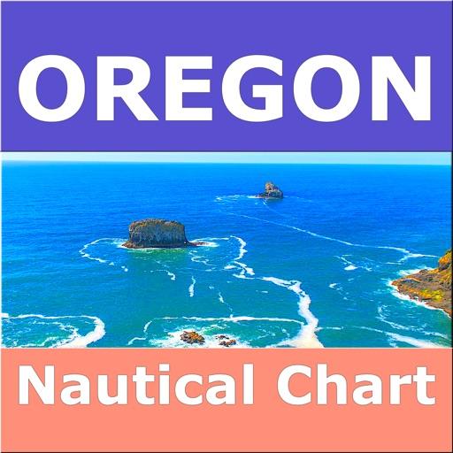 Oregon – Marine Map Boating