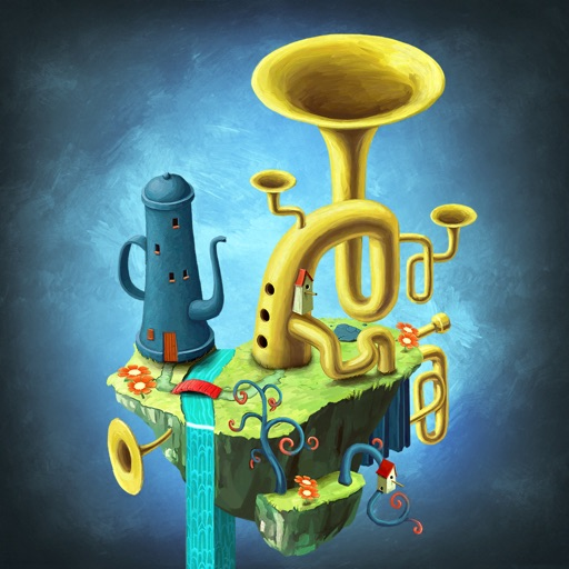 Figment: Journey Into the Mind is a surreal puzzle and action game that's available for iOS now
