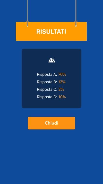 Quiz Cultura Generale Italiano screenshot-4