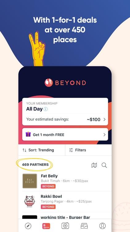 Burpple - Food Reviews & Deals screenshot-5