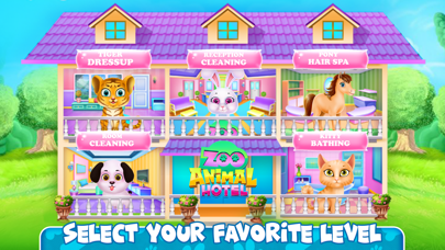 Zoo Animal Hotel Screenshot