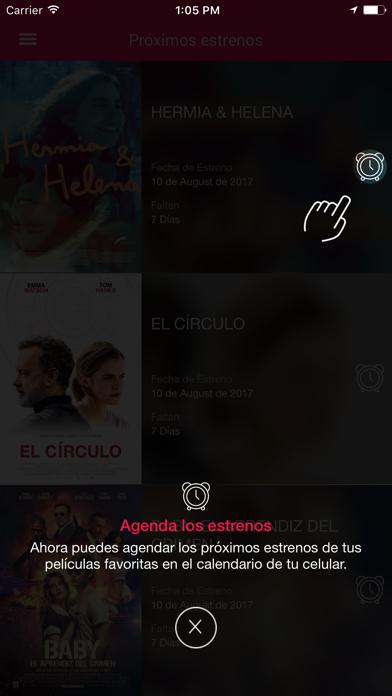 Descargar Cinemex para PC