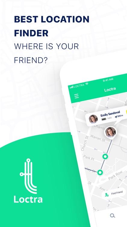 Loctra - Find Location