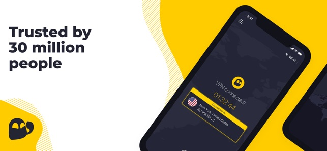 CyberGhost VPN & WiFi Proxy on the App Store