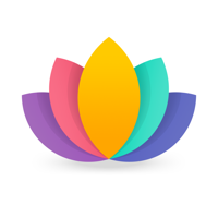 App Icon Serenity: Meditation deutsch