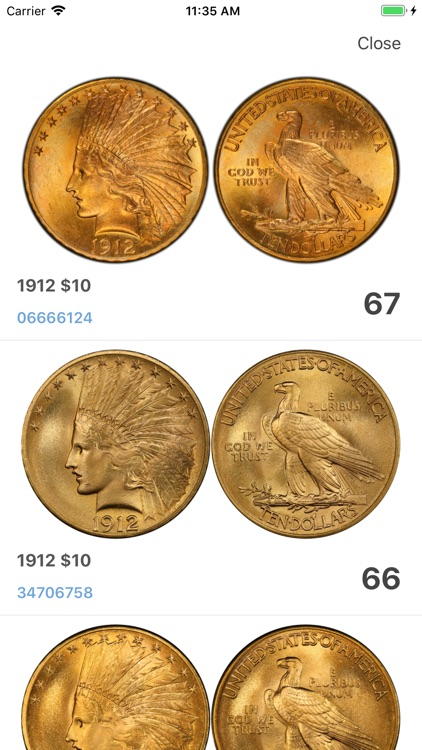 PCGS CoinFacts Coin Collecting screenshot-8