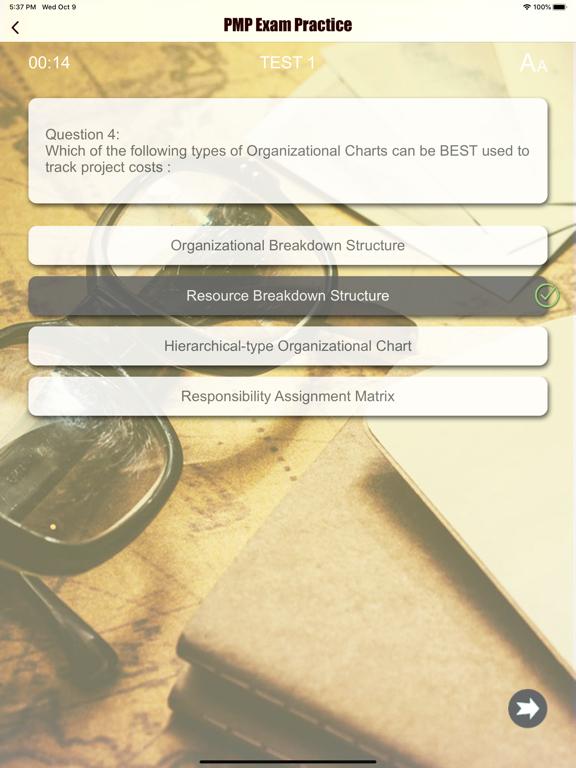 PMP Revision Aid screenshot 13