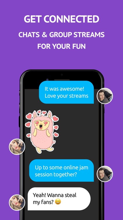 Live Video Chat Private & Duo screenshot-3