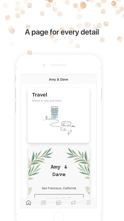 Joy - Wedding App & Website screenshot-3